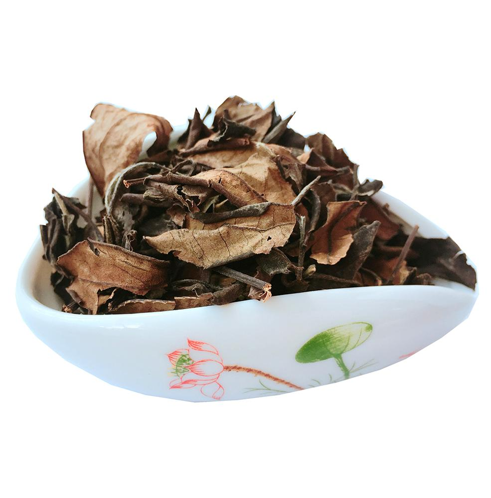 Fujian Fuding Certified High Quality Organic Flavorful White Tea Cake Loose Leaf Tea - 4uTea   4uTea.com