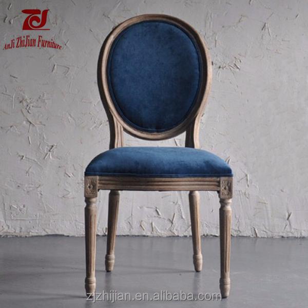 소박한 나무 레스토랑 가구 웨딩 초라한 의자 ZJF87t-금속 의자 ...
