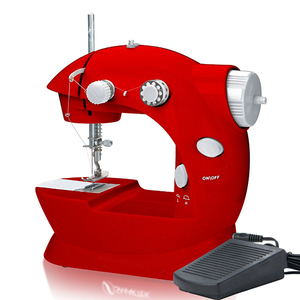 ZOGIFT Mini household used portable sewing machine factory