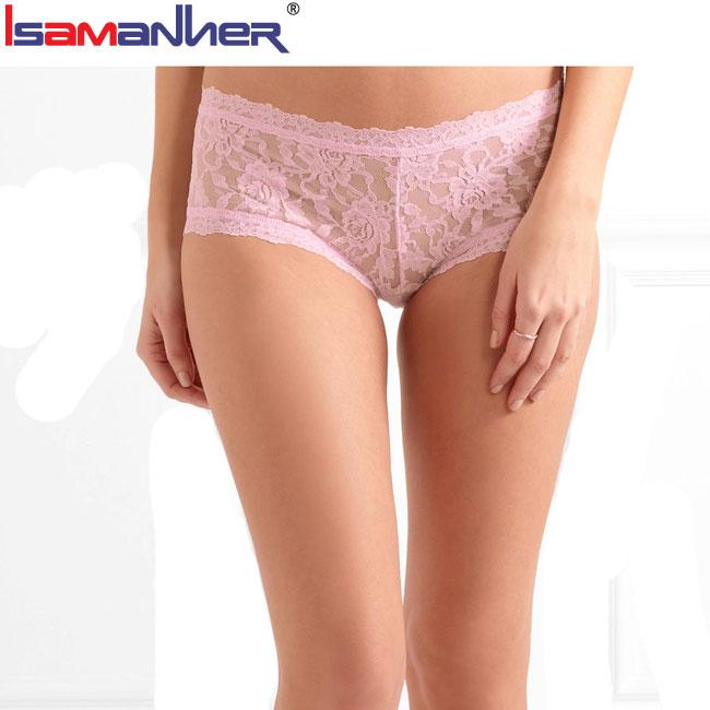 73b6572f4037 Ladies Sexy Underwear Stretch Nylon Spandex Lace Brief - Buy Lace ...