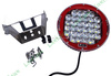 "led tractor working lights 9"" 96w IP68 one year warranty LED696"