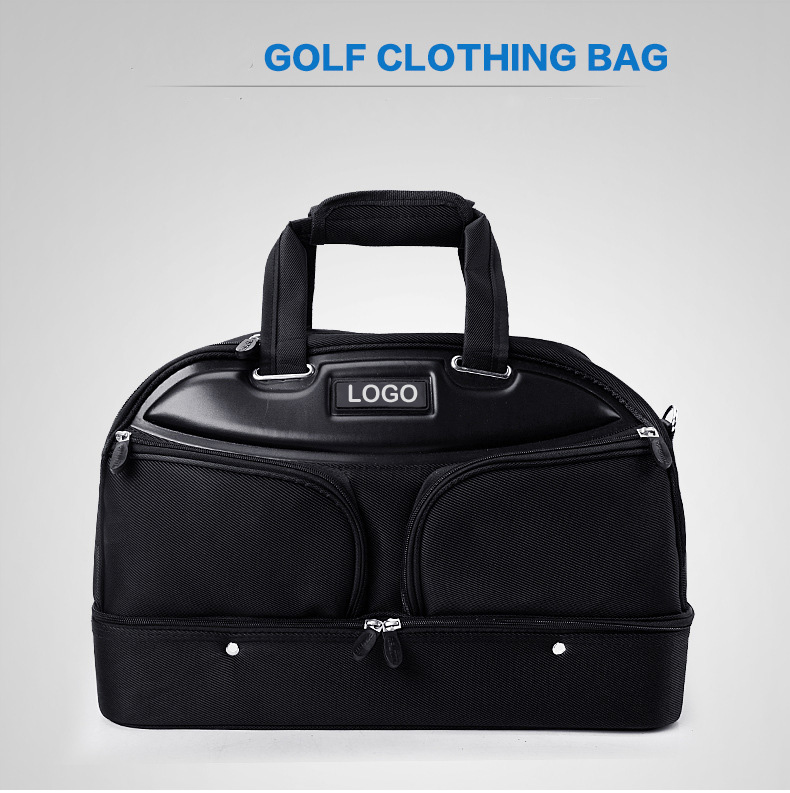 Waterproof Golf Clothing Golf Boston Bag For Travel Bag