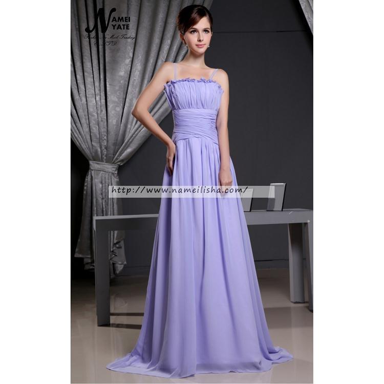 Venta al por mayor vestidos de novia color lavanda-Compre online los ...