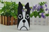 Cute Cartoon Animal Design Love Dog/Zebra for samsung s6 edge Soft Silicone Phone Cases for samsung galaxy s6 edge Dog case
