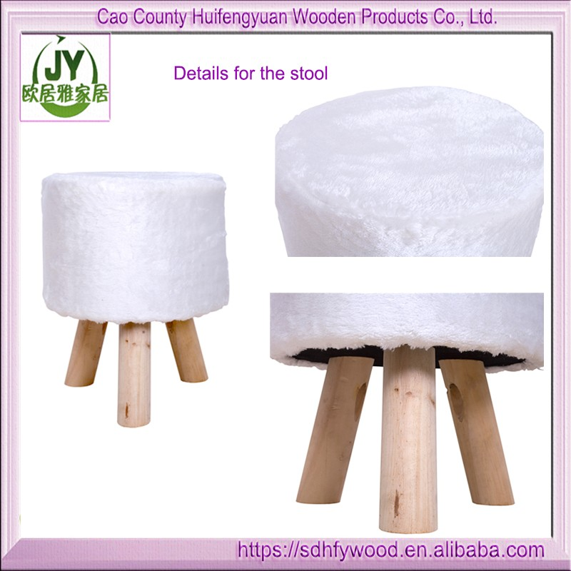 Magnificent White Pouffe Seat Beanbag Footstool Living Room Furniture Kd Wood Small Round Stool Cheap Wood Stools Buy Pouffe Seat Beanbag Footstool White Wood Pabps2019 Chair Design Images Pabps2019Com