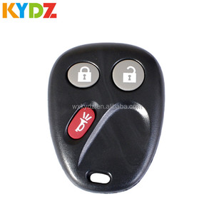 2003-2006 LHJ011 3 button Best price power scooter replacement key for Chevrolet /SSR