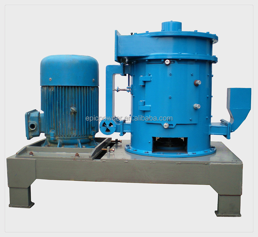 Superfine Powder Turbo Mill/ Whirl Mill/ Long Gap Mill