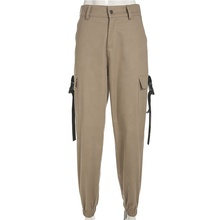 Groothandel Fashion Pocket Broek <span class=keywords><strong>Vrouwen</strong></span> Effen Gepersonaliseerde <span class=keywords><strong>Overalls</strong></span>