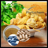 Maca root powder extract from maca herb