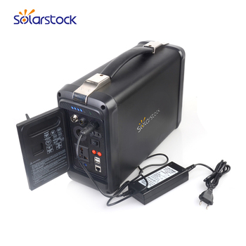 Solar Battery Pack Box For Camping 220v Ac Dc Output Pps