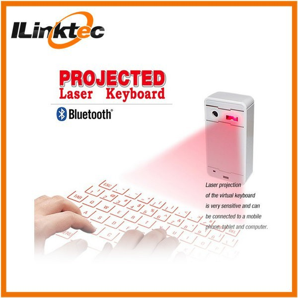 Best laser virtual bluetooth keyboard for ipad mini ,laser projection keyboard for smart phone and tablets