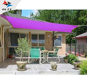 New Products Green Windproof retractable free standing awning