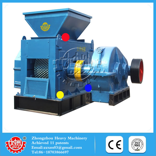 Small Investment/New saving energy/ low price scrap metal powder briquette machine