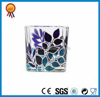 Handmade house decor broken glass crafts buy broken for Broken glass crafts