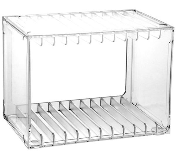 klare plexiglas lagerung acryl cd box anzeigen zahnstangen produkt id 60121063044. Black Bedroom Furniture Sets. Home Design Ideas