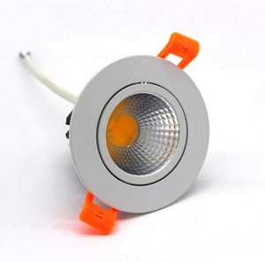 Motel LED lighting driverless led downlight 3000k dimmable 5w 7w 10w 12w 15w 20w