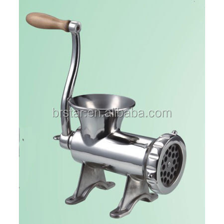 hand operated household 22 meat mincer manual meat mixer grinder - Meat Mixer
