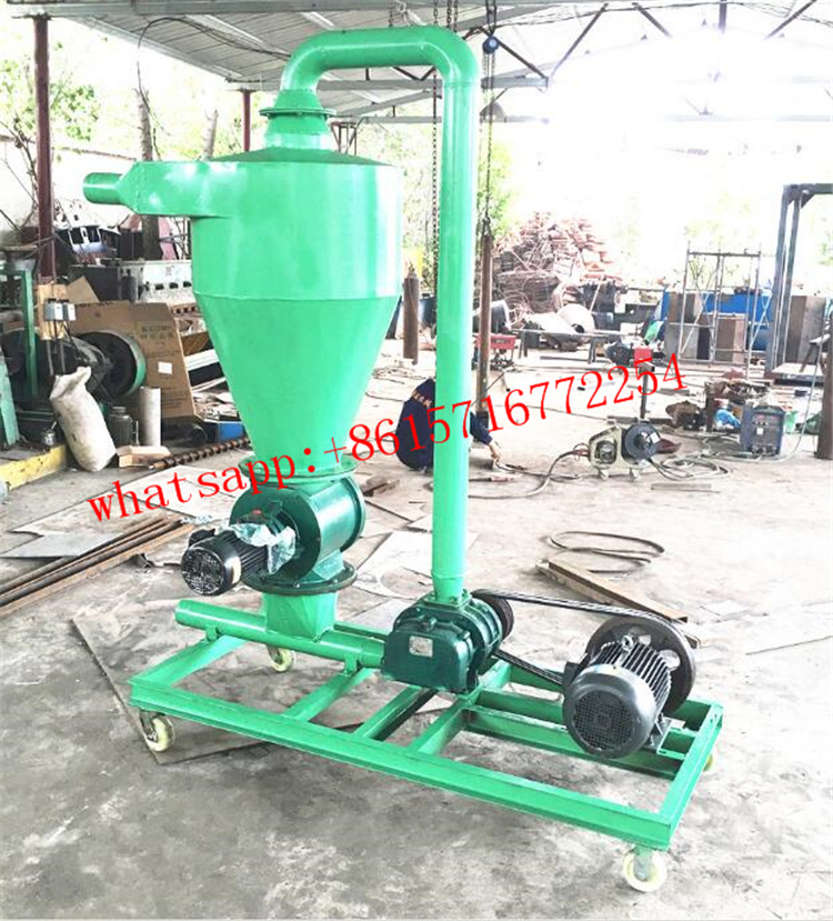 High Efficiency Pneumatic Grain Unloader Factory Direct Sale