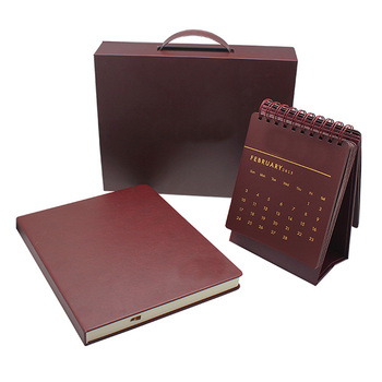 Office Supplies Stationery Gift Sets With Diary And Calendar