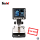 3.5 inch LCD Screen Standalone 10-500x Zoom 5M Pixel USB Digital Electronic Microscope