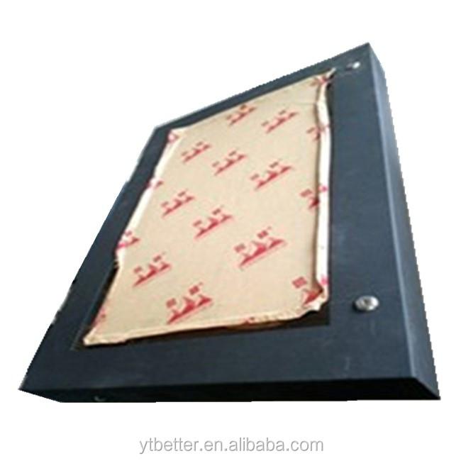 outdoor construction industrial metal electric temperature control cabinet