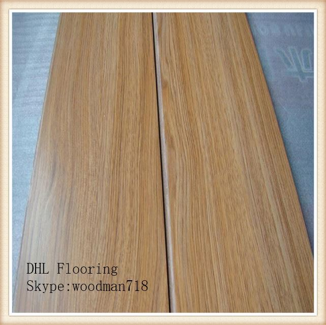 natural color UV oiled American black walnut Engineered wooden floor