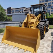 China construction heavy duty 3 หน้า end wheel loader ราคา