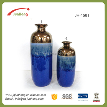 Garden Pots U0026 Planters Gold Buleoil Painting Flowers In Vases, Italian  Vases, Wholesale Mosaic