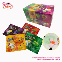 Finger Spinner Pressed Candy Toy With Powder Candy