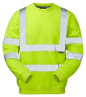 Hi Vis T Shirt ANSI Class 3 Reflective Safety Short/Long Sleeve HIGH VISIBILITY, safety tees