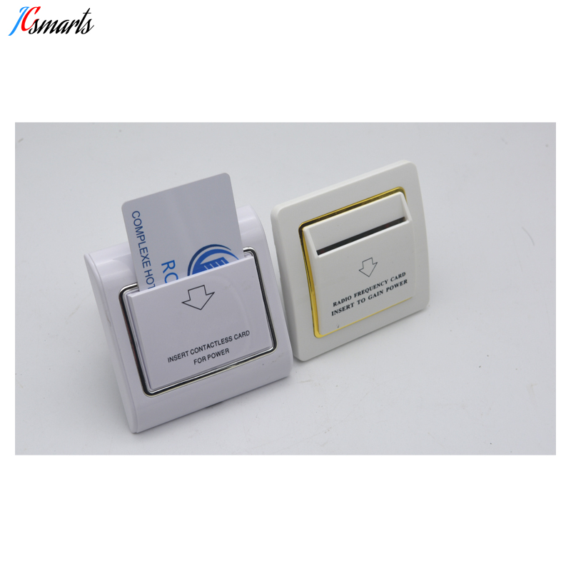 13.56khz mifare card light switch electronic hotel key card power saver system for home