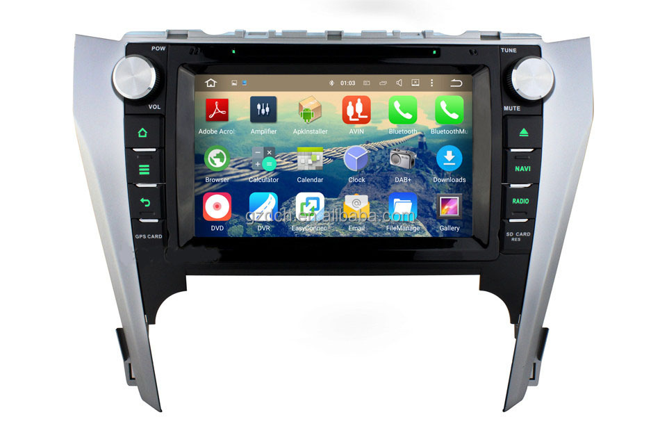 8 inch.Android 5.1 <strong>Car</strong> DVD Player FOR <strong>Toyota</strong> Camry 2012 2013 2014 Aurion WS-9195