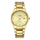 Stainless steel band gold planted watch WWOOR watch for men