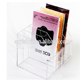 A3 A4 acrylic paper file display storage stand holder