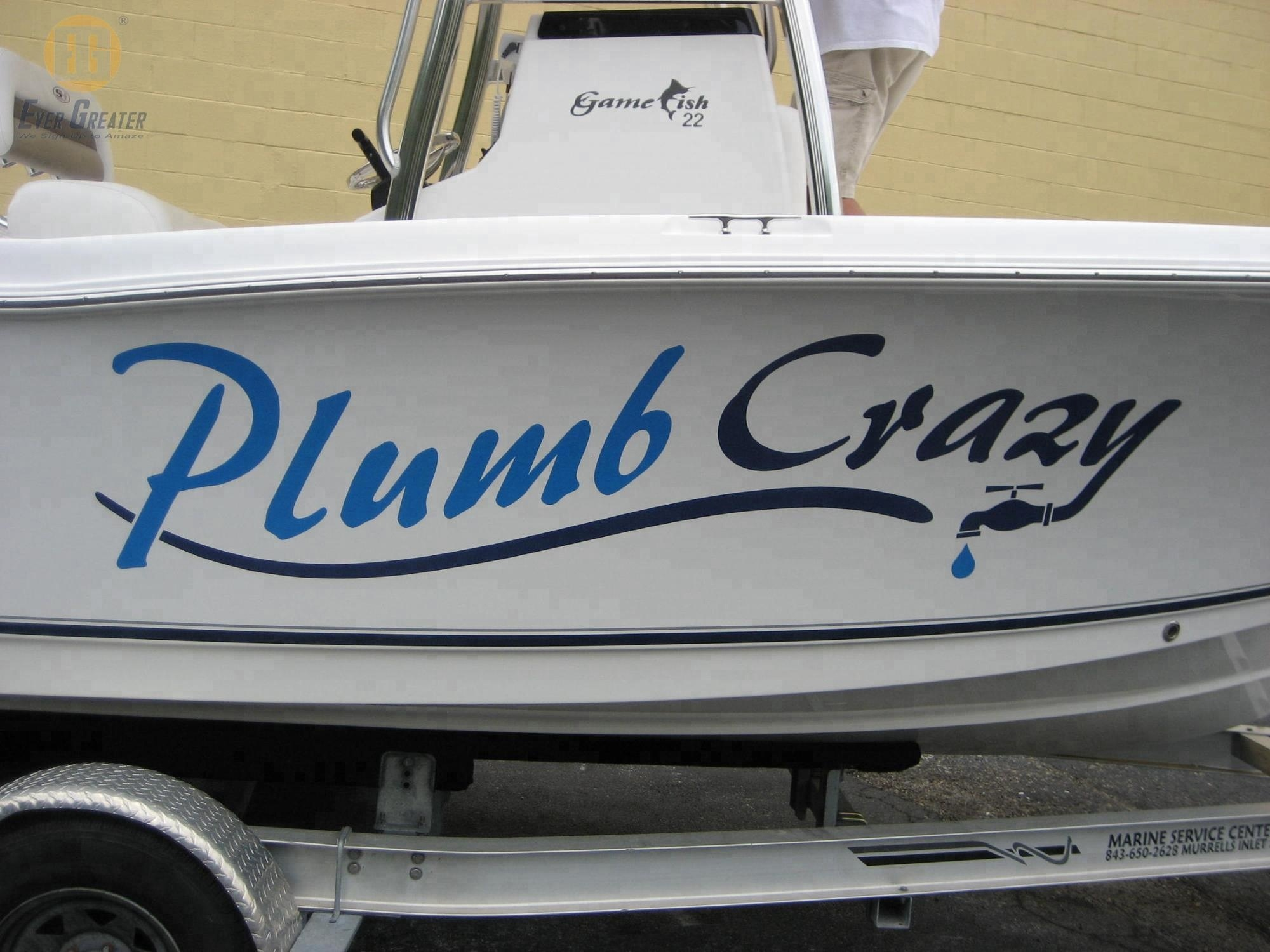 custom boat decal custom boat decal suppliers and manufacturers at alibabacom