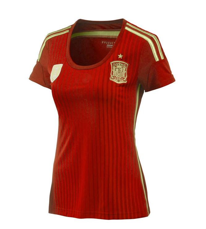 best service 6cd5f 421e7 Cheap Spain Jersey Women, find Spain Jersey Women deals on ...