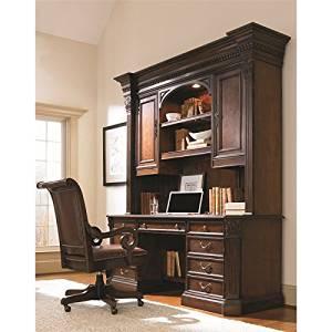 Hooker Furniture European Renaissance II Computer Desk Unit in Cherry