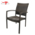 Outdoor Garden Furniture Patio High Back Aluminum Frame Rattan Wicker Dining Chair