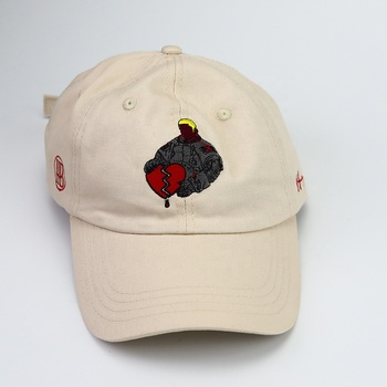 Custom high quality Cotton Dad Hats/caps with your own logo