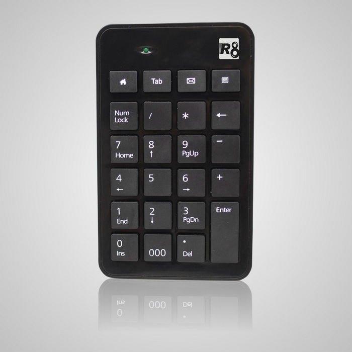 r8 ordinateur portable mini usb clavier calculatrice mini. Black Bedroom Furniture Sets. Home Design Ideas