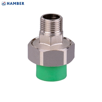 Hb P 026 Plastic Pp R Plumbing Water Pipe Ing Ppr Male Union