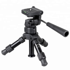 BEXIN China tripod suppliers cheap lightweight portable camera small flex pan tripod for table