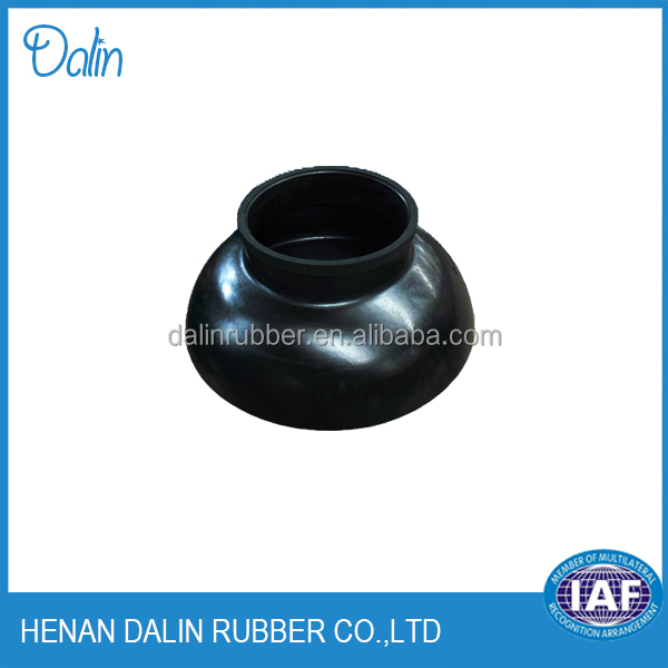 synthetic rubber bladders