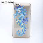 2018 Newest Mobile Glowing Decoration 3d Cell Phone Back Sticker