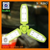 Manufacture High Power Solar Lantern LED Flashing Outdoor Emergency Hanging LED Lantern Light