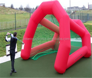 2017 Inflatable Golf Net Target,backyard Golf Nets,pitching Target For Sale