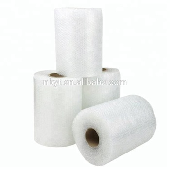 manufacturer Safety Recycle small plastic packaging air bubble cushioning wrap roll