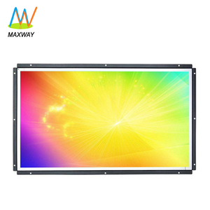 19 Inch Open Frame Flush Mount Lcd Monitor/M2 1500Cd High Brightness With Light Sensor