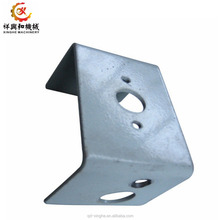 stainless steel precision stamping Sheet steel fabrication with polishing