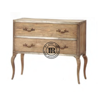AMIS CONSOLE,Reclaimed elm console in natural finish console,Antiqued brass hardware console